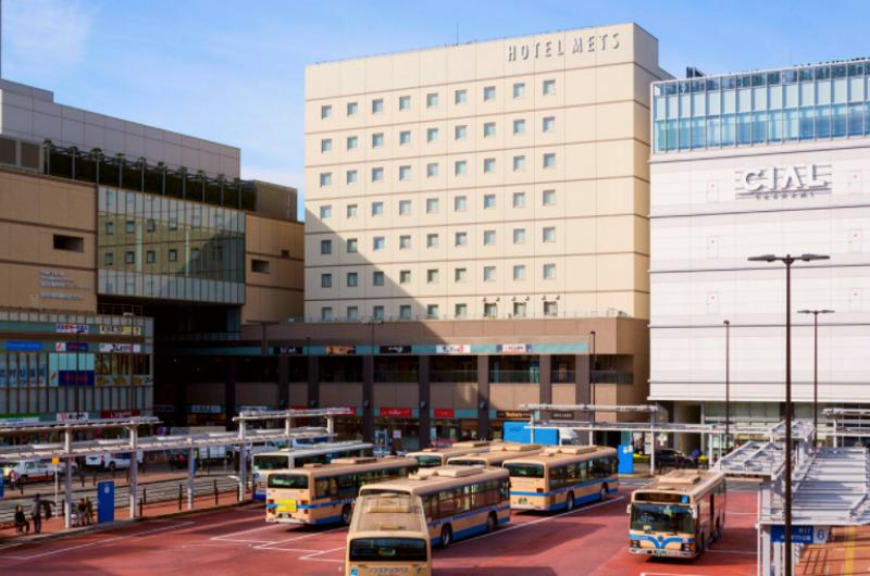 JR東日本ホテルメッツ 横浜鶴見 おすすめデイユースホテルを厳しめ評価でランキング
