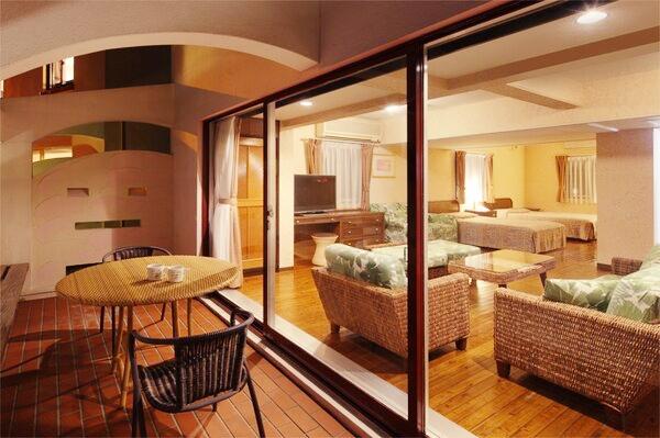 【貸切温泉付き】カップルにぴったりのデイユースホテル/宿 オーベルジュ オーパヴィラージュ
