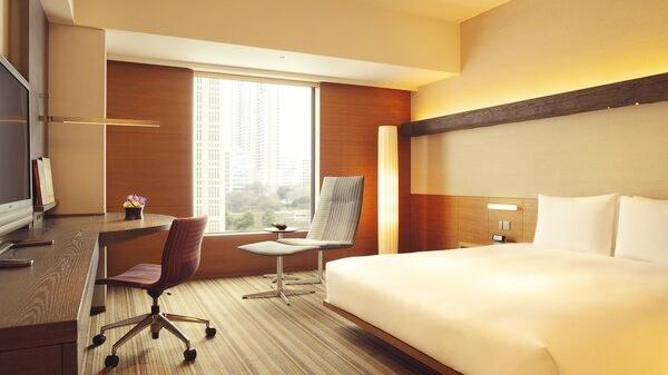 ハイアット リージェンシー 東京 おすすめデイユースホテルを厳しめ評価でランキング