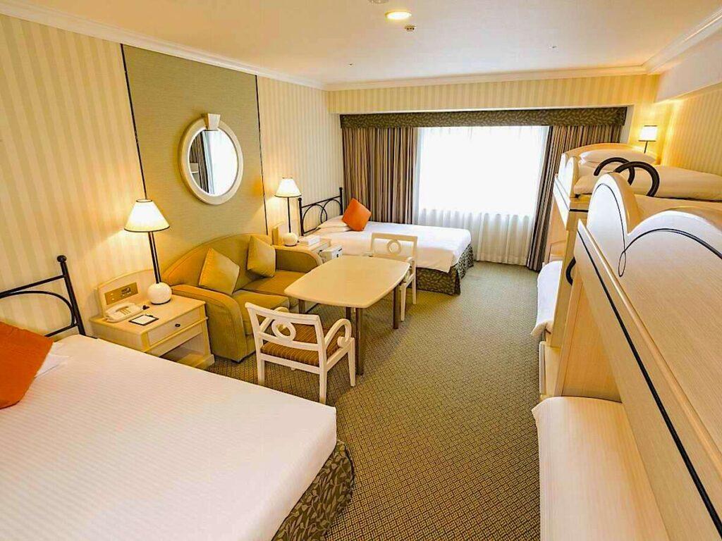 オリエンタルホテル東京ベイ 【ディズニー周辺】デイユースできるホテル 休憩・仮眠に!