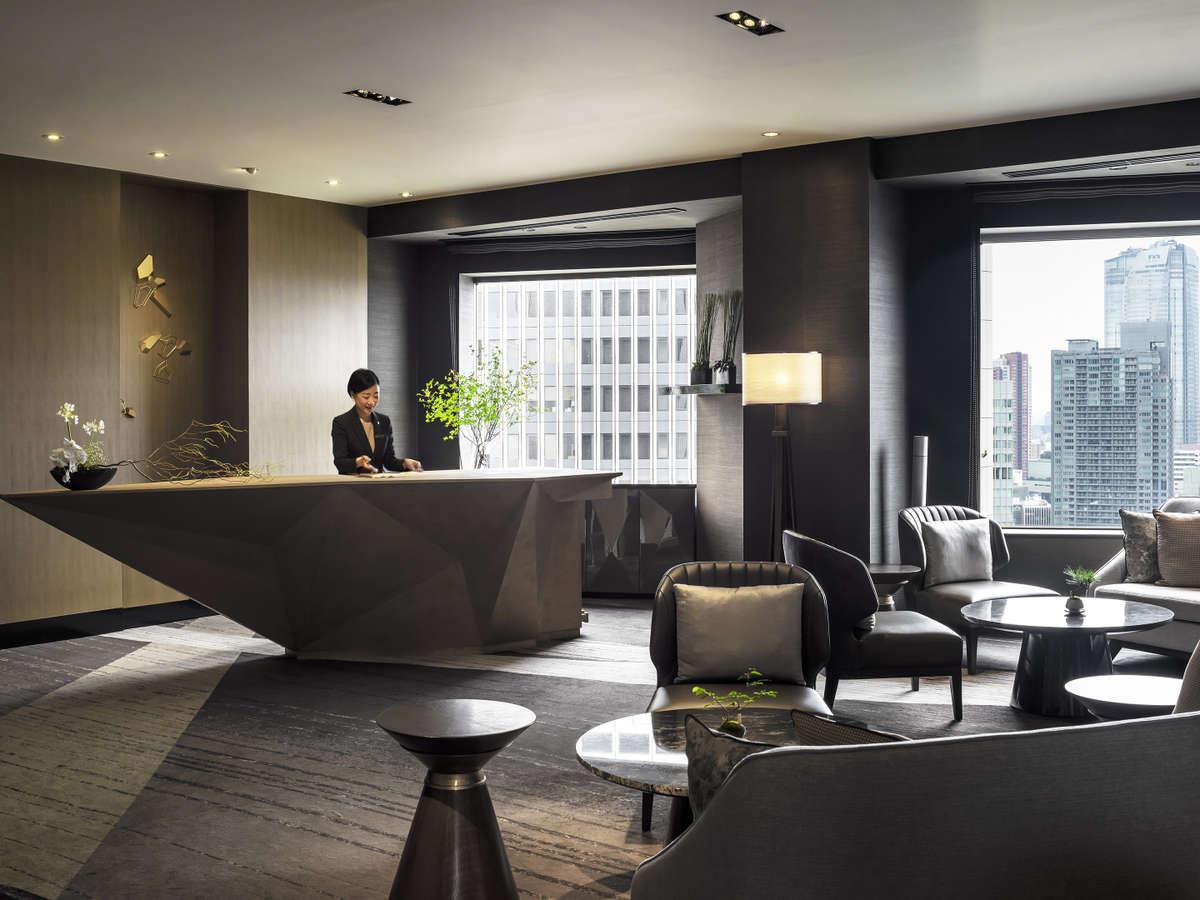 ANAインター コンチネンタルホテル東京