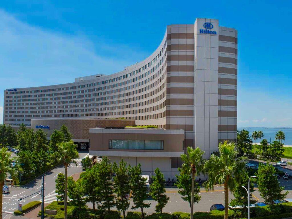ヒルトン東京ベイ 【ディズニー周辺】デイユースできるホテル 休憩・仮眠に!