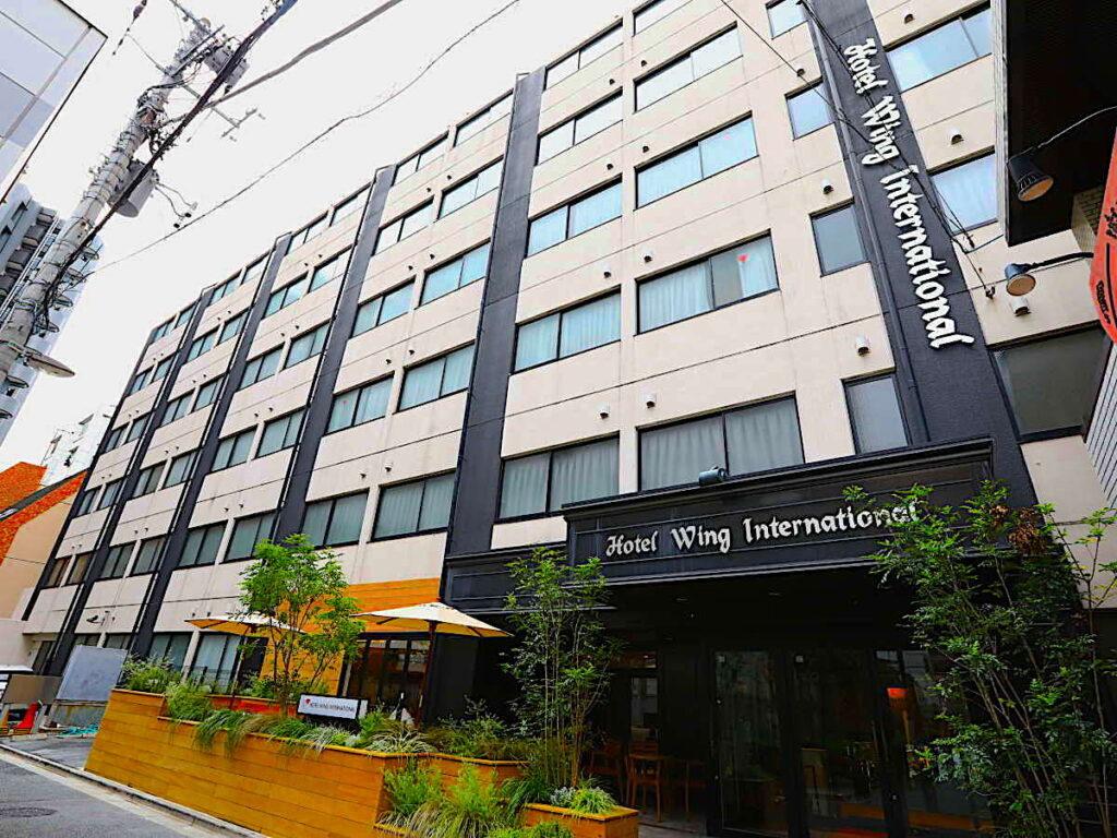 ホテルウィングインターナショナル後楽園 おすすめデイユースホテルを厳しめ評価でランキング
