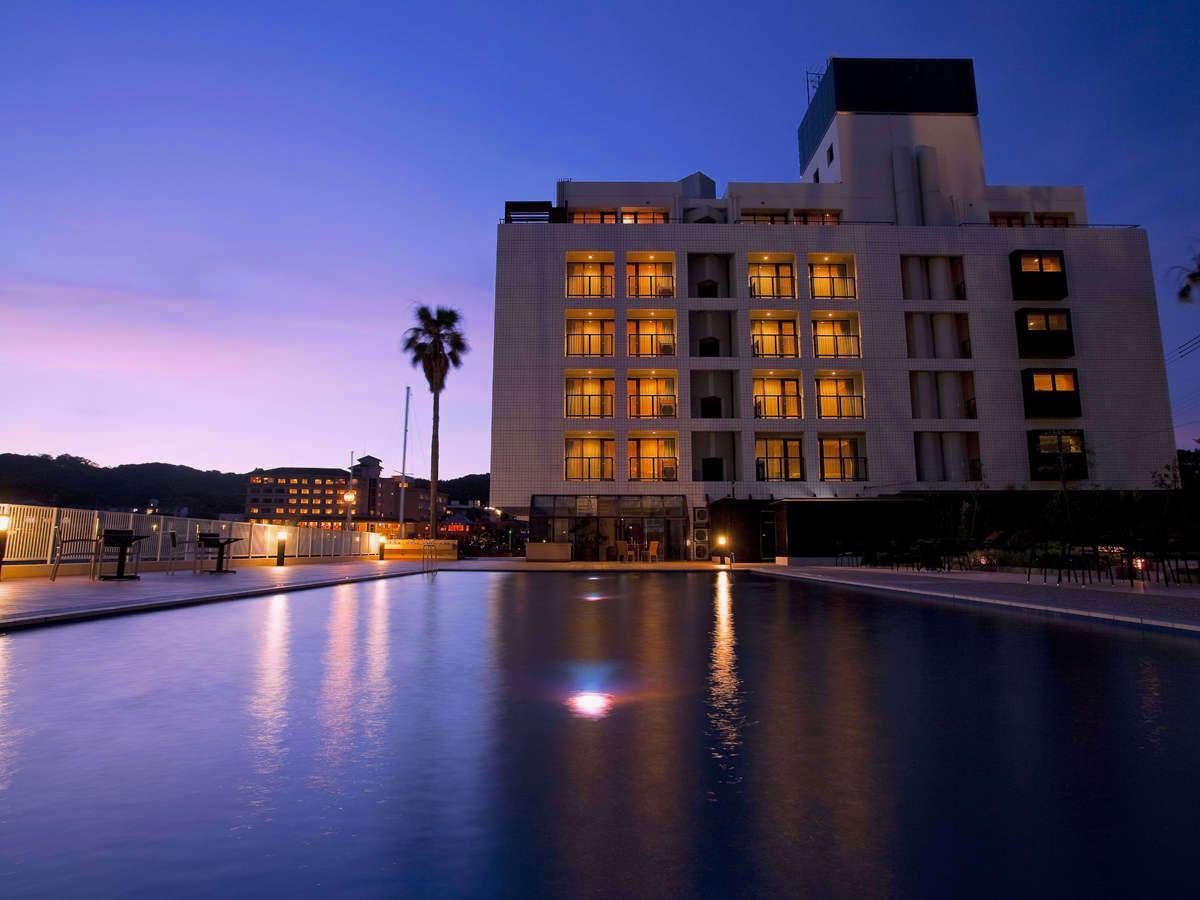 海のホテル 島花