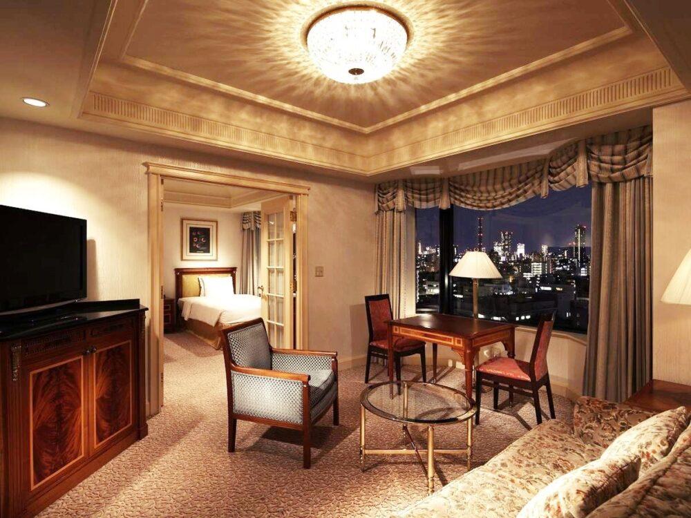 リーガロイヤルホテル東京 高級ホテルをデイユース