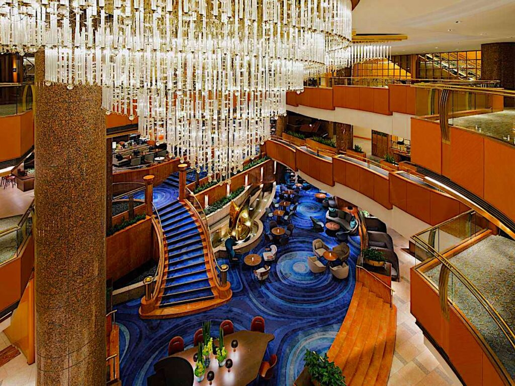 横浜ベイシェラトンホテル&タワー デイユース予約 横浜【高級ホテル】デイユース利用