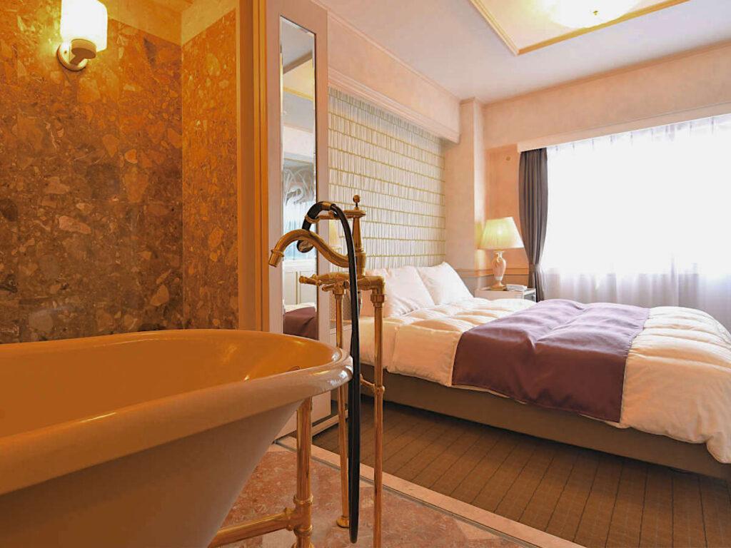 草津ナウリゾートホテル 日帰り温泉!デイユースできるホテル 宿 おすすめ