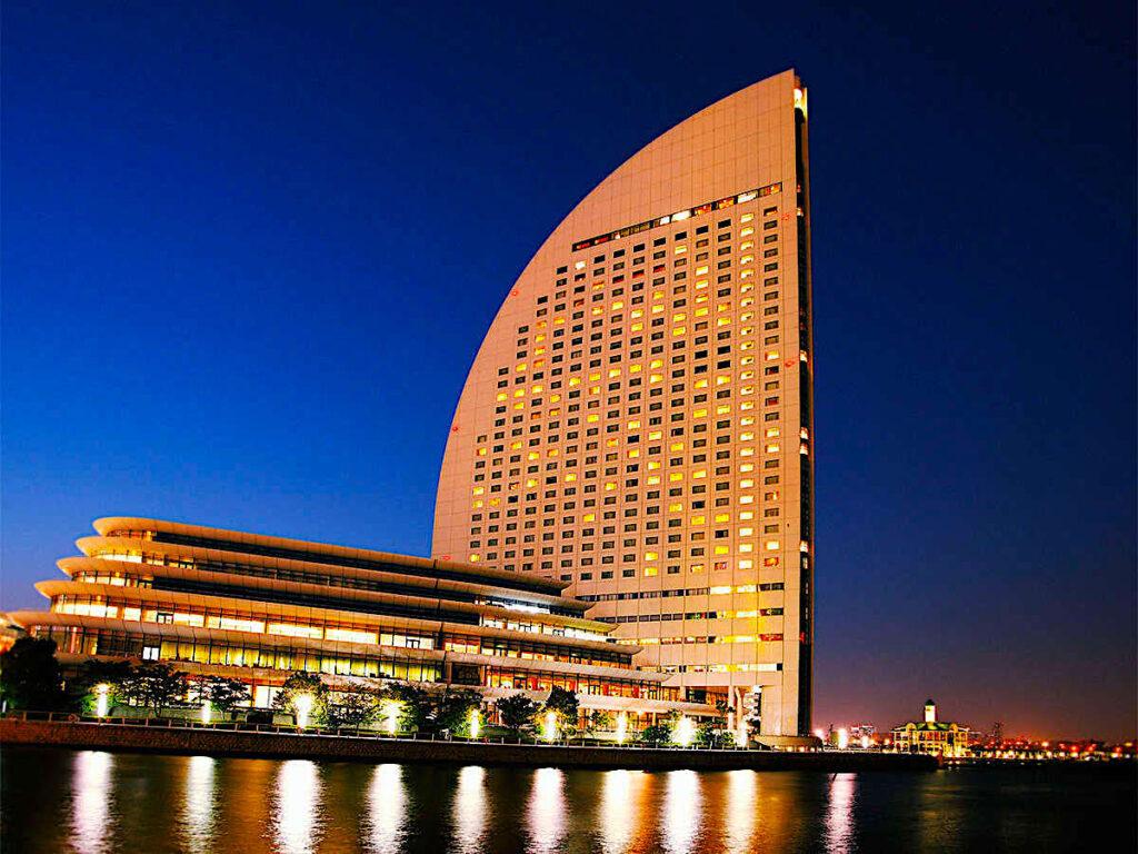 ヨコハマ グランド インターコンチネンタル ホテル 【高級ホテル】デイユース利用