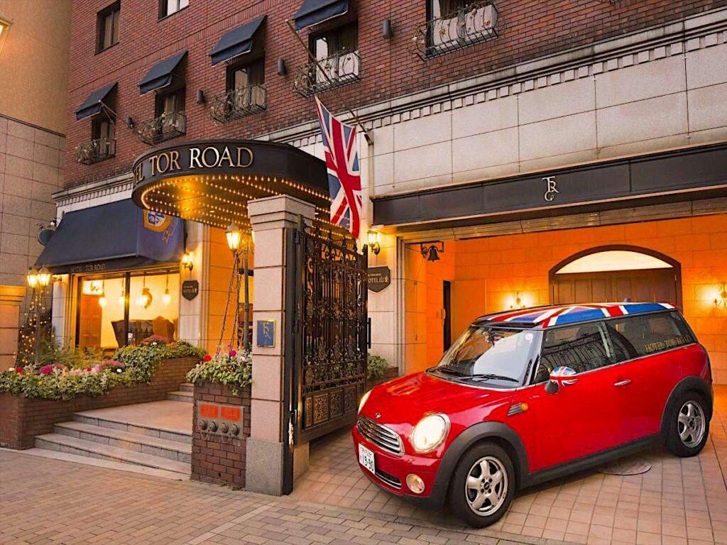 神戸トアロード ホテル山楽 おすすめデイユースホテルを厳しめ評価でランキング