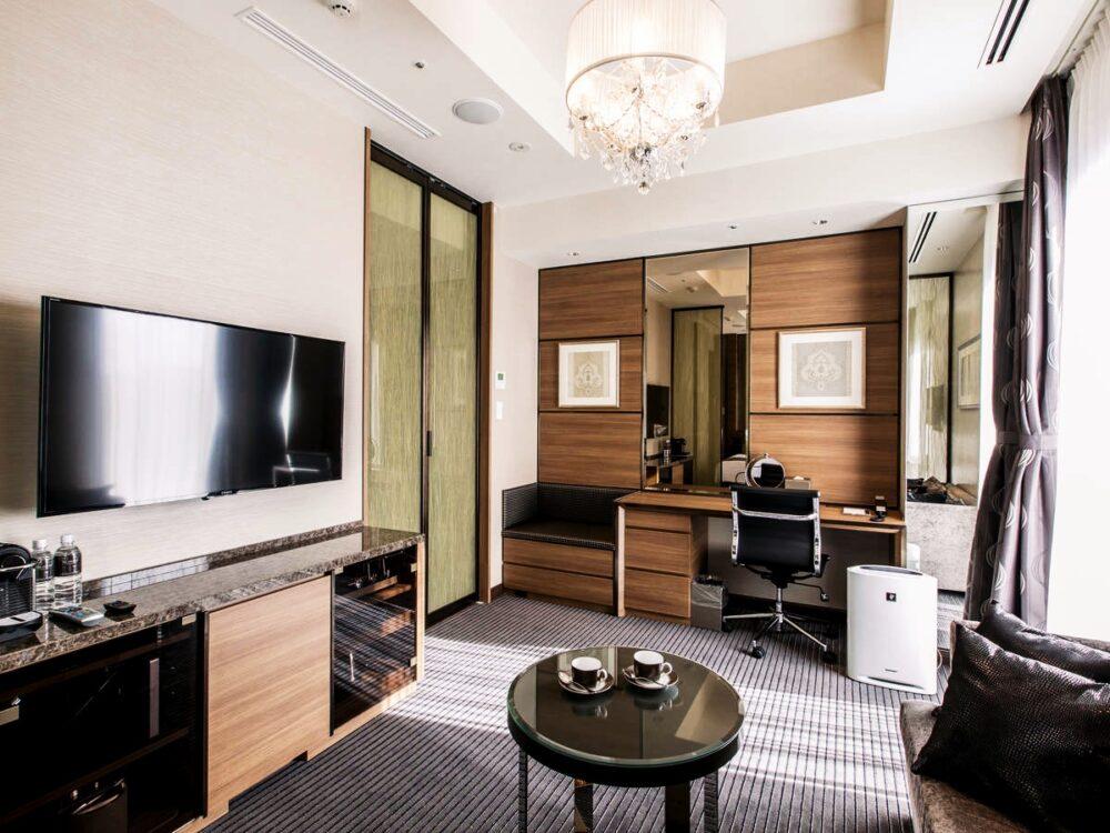 ストリングスホテル名古屋 名古屋【高級ホテル】デイユース利用