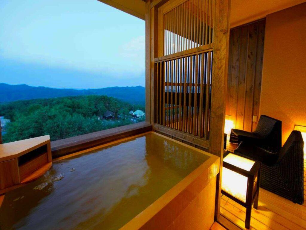 湯宿 季の庭 (ときのにわ) 日帰り温泉!デイユースできるホテル 宿 おすすめ