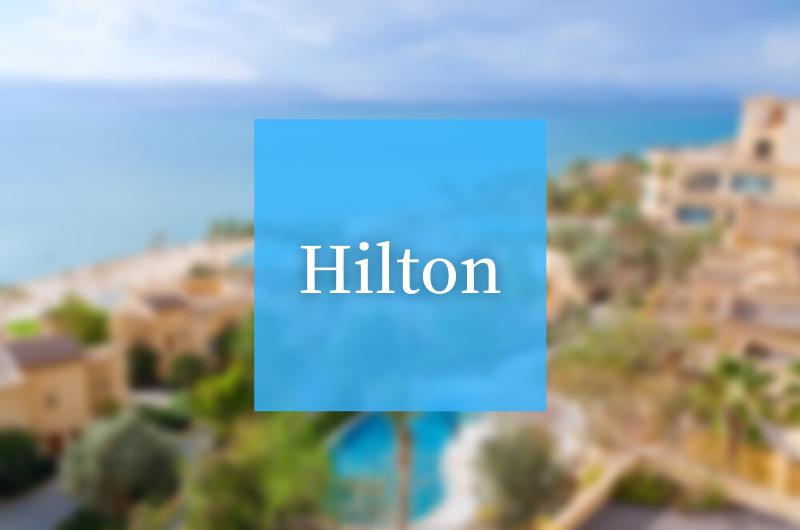 「デイユース」できる【ヒルトンホテル】 テレワーク、カップルにおすすめ!