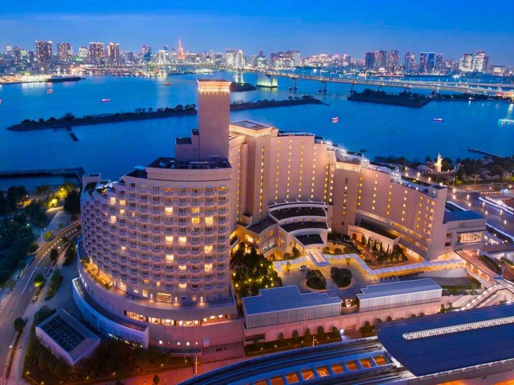 「デイユース」できる【ヒルトンホテル】|テレワーク、カップルにおすすめ! ヒルトン東京お台場