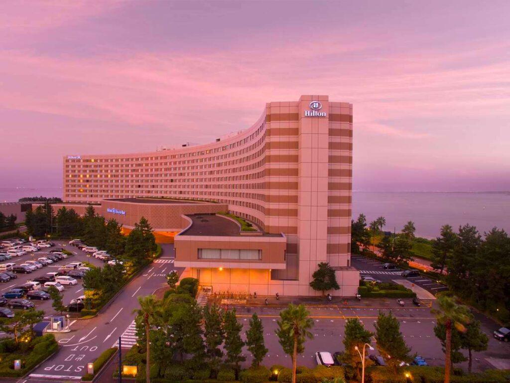 「デイユース」できる【ヒルトンホテル】|テレワーク、カップルにおすすめ! ヒルトン東京ベイ