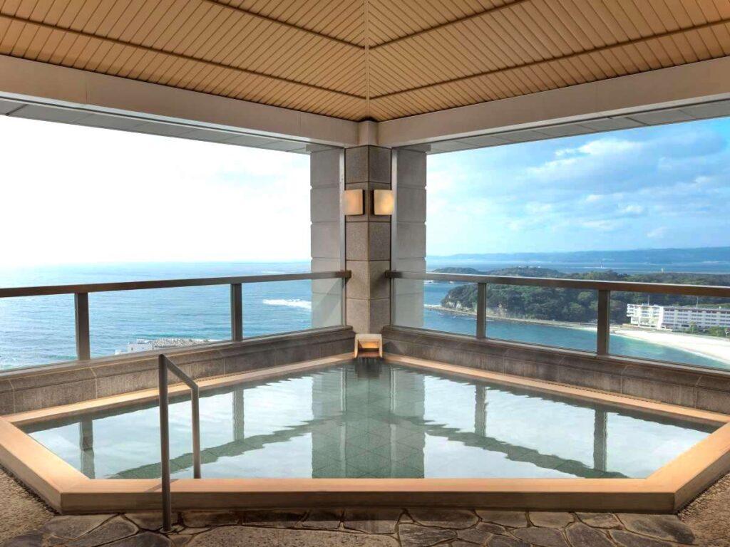 「デイユース」できる【マリオット・ホテル】テレワーク、カップルにおすすめ!南紀白浜マリオットホテル