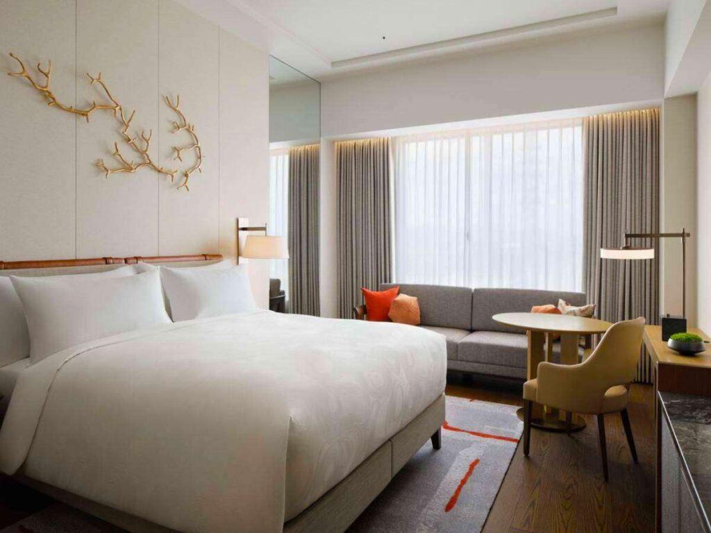 「デイユース」できる【マリオット・ホテル】テレワーク、カップルにおすすめ!JWマリオットホテル奈良