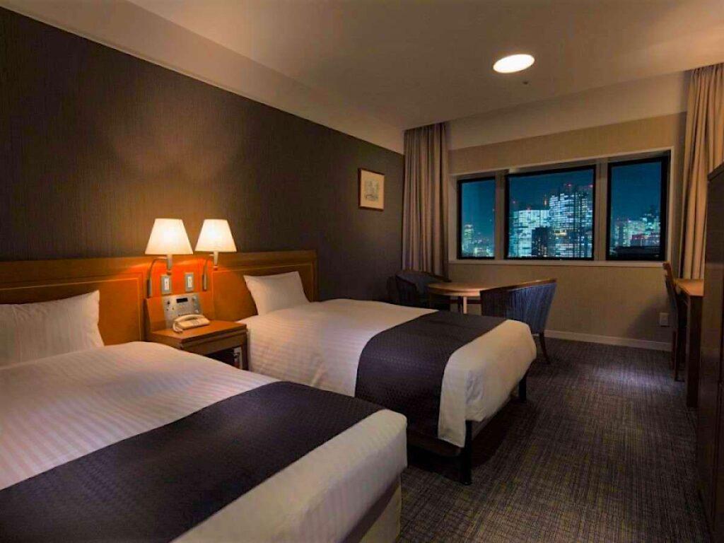 「デイユース」できる【リーガロイヤルホテル】テレワーク、カップルにおすすめ! 都市センターホテル