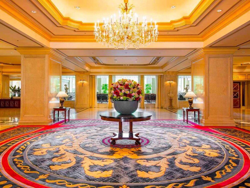「デイユース」できる【リーガロイヤルホテル】テレワーク、カップルにおすすめ! リーガロイヤルホテル東京