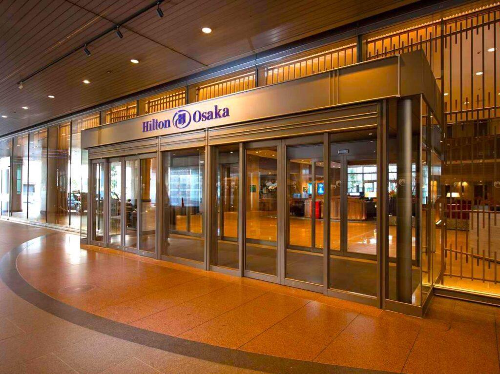 「デイユース」できる【ヒルトンホテル】|テレワーク、カップルにおすすめ! ヒルトン大阪