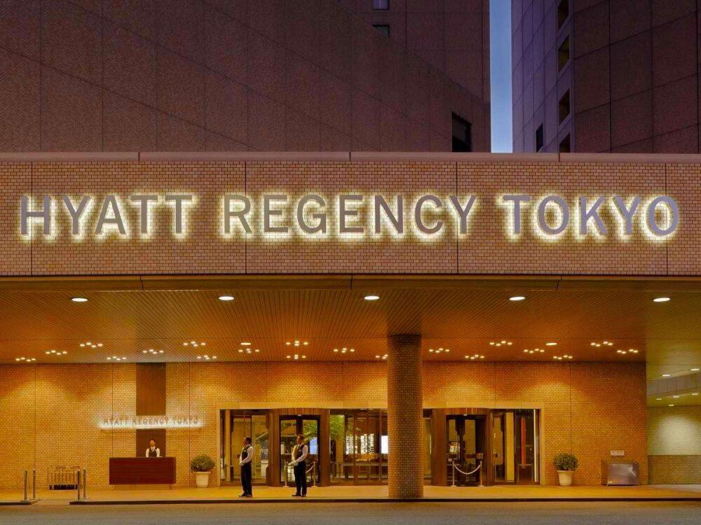 「デイユース」できる【ハイアットホテル】テレワーク、カップルにおすすめ! ハイアットリージェンシー東京
