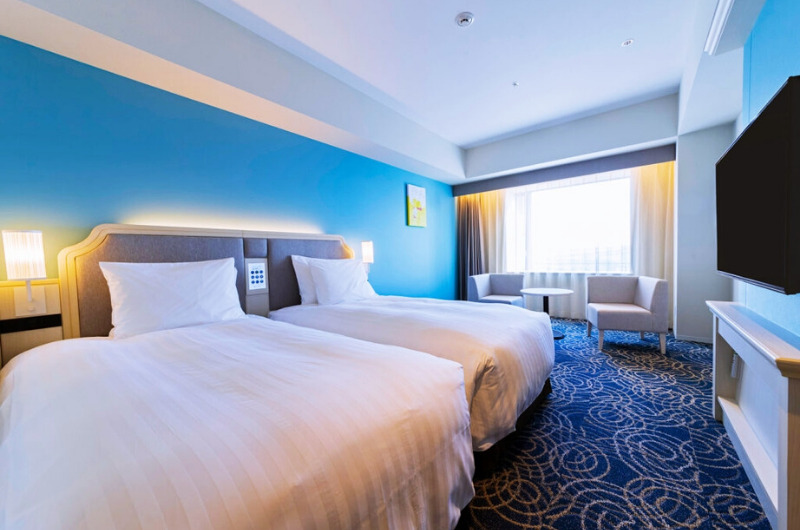 【USJ周辺】デイユースできるおすすめホテル|休憩・仮眠に! リーベルホテル アットユニバーサルスタジオジャパン