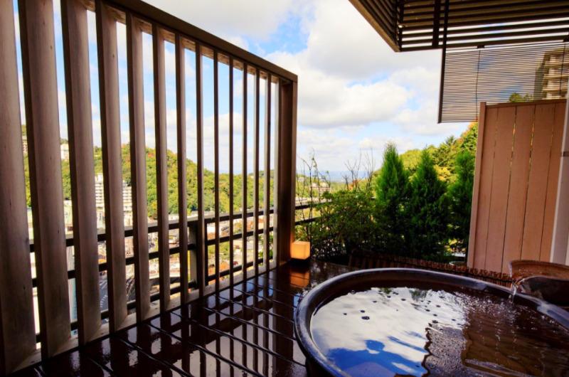 【有馬】日帰り温泉|『個室プラン』が利用できるホテル&宿 中の坊瑞苑