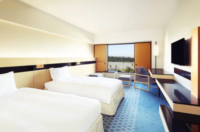 【ディズニー周辺】デイユースできるおすすめホテル|休憩・仮眠に! ヒルトン東京ベイ
