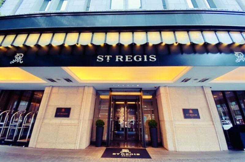 大阪市内!高級ホテルのデイユース7選 |贅沢に利用しよう セントレジスホテル大阪