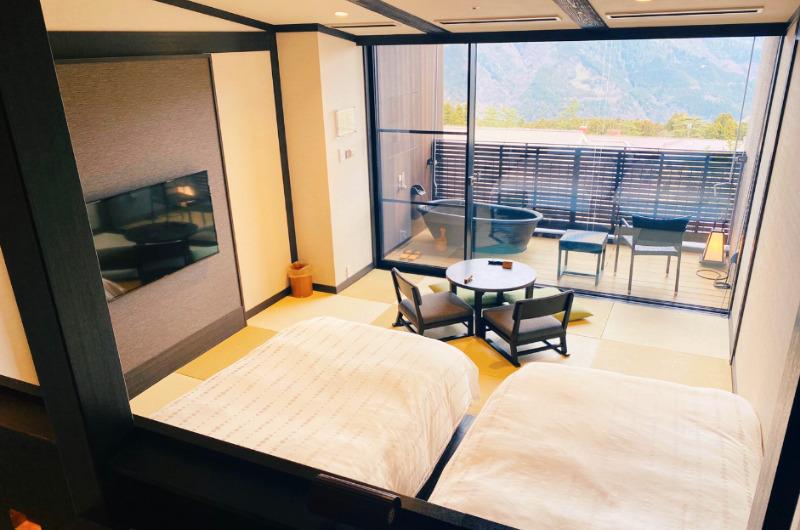 【箱根】日帰り温泉|『個室プラン』が利用できるホテル&宿 箱根 小涌園 天悠