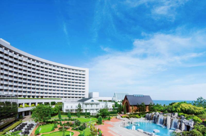 【ディズニー周辺】デイユースできるおすすめホテル 休憩・仮眠に! シェラトン・グランデ トーキョーベイ・ホテル