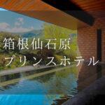 箱根仙石原 プリンスホテル|日帰り温泉『個室プラン』利用できる宿