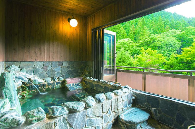 水上山荘|日帰り温泉『個室プラン』利用できる宿