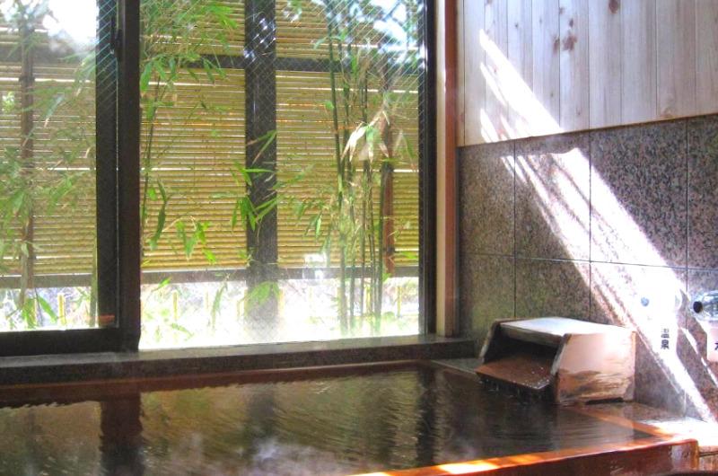まんりょう|日帰り温泉『個室プラン』利用できる宿
