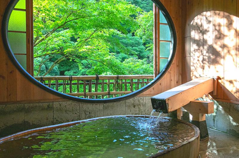紫雲荘|日帰り温泉『個室プラン』利用できる宿
